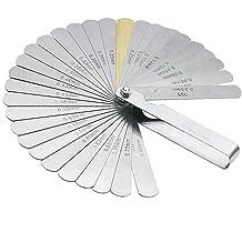 Harden Feeler Gauge Set Vanderbilt Tool Co 15 Blades 15 Blade or 32 Blade