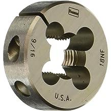American Tool 7529 Irwin Die 5//16-24 1 Lh Rd Hanson Round Bolt