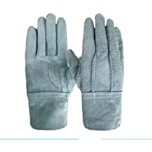 Protective Gloves Cut Resistant Gloves 316 Stainless Steel Steel Wire Cut-Proof Gloves Clipping Protection Gloves Stab-Proof Metal Iron Gloves Single Gloves