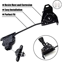 FEXON Spare Tire Winch Carrier Hoist Assembly for 1998-2014 Ford E150 1999-2014 Ford E205 1999-2018 Ford E350 Super Duty 2003-2017 Ford E450 Super Duty 924-527 6C2Z-1A131-AA 6C2Z1A131A