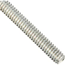 Meets ASME B18.2.1 Pack of 50 External Hex Drive Brass Hex Bolt 1//2 Length Hex Head Plain Finish Fully Threaded 1//4-20 UNC Threads