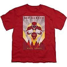Blue Ranger Deco Kids T-Shirt Size YM Power Rangers Youth