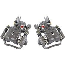 2 CCK02929 FRONT Premium Grade OE Semi-Loaded Caliper Assembly Pair Set