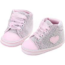 Hook /& Loop Design Outdoor Anti-Slip Snow Boots WARMSHOP Warm Baby First Walker Shoes Soft Flock Cartoon Sneakers