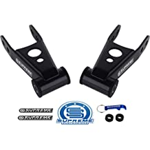 Compatible with 2WD ONLY GMC Sierra 1500 1999-2018 Chevrolet Silverado 1500 QSA 1 or 2 Rear Lift Hangers