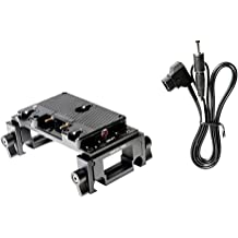 Adaptater Camera Battery Panel for Anton A-Mount Power Mugast A-Mount Battery Plate