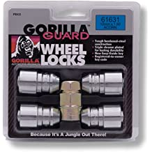 Gorilla Automotive 84147 Cragar SST Lug Nuts 14mm x 1.50 Thread Size
