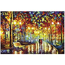 Cute Cows Relaxed On Grass PigBangbang,Intellectiv Games Photomosaic Jigsaw Puzzle Basswood in a Box 1000 Piece 29.5 X 19.6 Famous Paintings Mural Home Decoration
