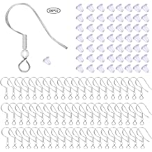 48pcs Surgical Stainless Steel French Hook Earwires jewelry finding supplies