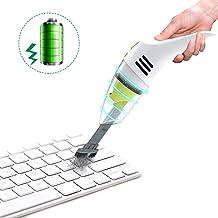 Eachbid Handheld Vacuum Cleaner USB Cable for Keyboard Dust Cleaning Plug-in Version