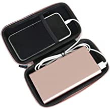 Anleo Hard Travel Case fits Anker PowerCore 10000 10000mAh External Batteries Ultra-Compact Power Bank