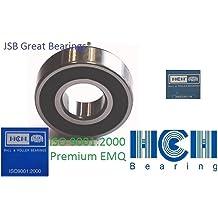 Qty. 10 6202-5//8-ZZ Premium HCH metal shields 5//8 ID bearing 6202-10-ZZ