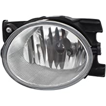 Driver and Passenger Fog Lights Lamps Replacement for Pontiac GMC Pickup Truck SUV 16531085 16531086 AutoAndArt