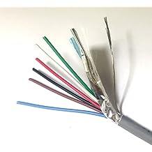 100 L Gray 100/' L Jameco Valuepro SC4-100 Multi-Conductor Cable