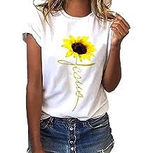 Women Pineapple Print Pullover Sling Short Sleeve V Neck Solid Overlap Cross Dress Two Piece