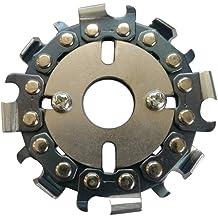 profectlen-US Wood Grinding Wheel Angle Grinder Disc Wood Carving Sanding Abrasive Tool