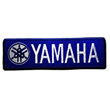 YAMAHA Motorcycles Motocross MotoGP Racing Vintage Classic Biker Racer Club logo patch Jacket T-shirt Sew Iron on Patch Badge Embroidery