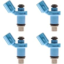 1996-2004 166001801 SaferCCTV Pack of 1 Fuel Injector for Nissan Frontier Pathfinder 3.3L ; INFINITI QX4 1997-2000 ; MERCURY VILLAGER Replacement 166001800 1996-2002