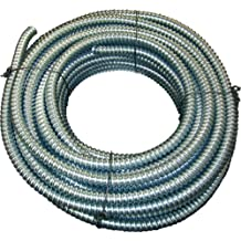 3//4 In X 50 Ft Southwire 55082305 AL flex Fo7500050M Type Rwa Reduced Wall Flexible Conduit Aluminum
