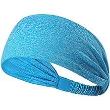 Chenhc Headbands Headwear Mountains Paint Bandana Sweatband Neck Gaiter Head Wrap Outdoor Mask