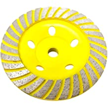 Extra Coarse S//C 39 Pack 12000 RPM Depressed Center Wheels 4.5 X 7//8 Silicon Carbide