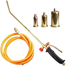 COLIBROX-Soldering Torches And Power Soldering Equipment And 500,000 BTU Industrial Flame Weed Burner Propane Heating Torch roofing asphalt
