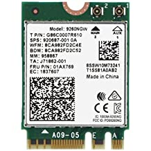 Zopsc Network Card for Broadcom DW1820A BCM94350ZAE 8PKF4 Dual-Band Wireless Network Card Bluetooth 4.1 Laptops Network Card.