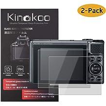 SX730 HS ClearTouch Anti-Glare BoxWave Canon Powershot SX740 HS Screen Protector 2-Pack Anti-Fingerprint Matte Film Skin for Canon Powershot SX740 HS