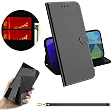 EnjoyCase Smart Flip Cover for Galaxy Note 9,Stylish Soft Silicone TPU Inner Side Window View Auto Wake//Sleep Pu Leather Bookstyle Kickstand Wallet Protective Case for Samsung Galaxy Note 9