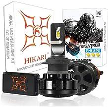 H8,H9 Prime LED 12000... HIKARI Ultra LED Headlight Bulbs Conversion Kit -H11