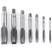 Td-1//4-28x5 Accusize Industrial Tools 15//16 by 17//32 by 0.2175 1//4-28-Nf Hss Combined Tap and Drill 5 Pcs