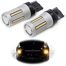 iJDMTOY 54-SMD Amber Full LED Sequential Dynamic Flash Turn Signal Lighting Kit For 2016-up Mazda MX-5 ND Taillamps 2