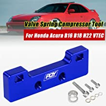 Vatenzone Engine Solid Valve Spring Compressor Auto Car Automotive Tool Set Repair Tool Kit for Motorcycle