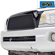 APS 304 Stainless Billet Grille Grill Combo Compatible with 97-04 Dodge Dakota 98-03 Durango D81220S