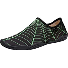 Allywit Unisex Water Shoes Barefoot Swim Diving Surf Yoga Aqua Sports Quick Dry Pool Beach Walking Sneakers
