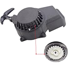 GOOFIT Replace Recoil Pull Start Starter parts Assembly For Briggs /& Stratton 1550 Lawnmower Kickstarters Engines