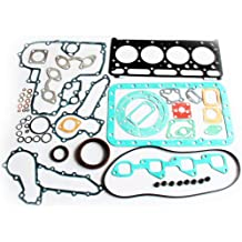 3 Month Warranty D750 D750-B Engine Gasket Kit SINOCMP Excavator Parts for Kubota B5200D B5200E B7100 B1702DT Tractor