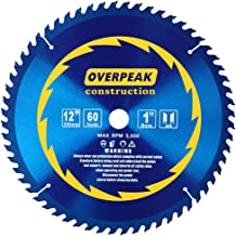 80 Tooth Construction Table And Miter Saw Blade Extra-Fine Bosch Dcb1280 12 In