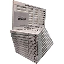 Lot of 12 Purolator 5251104791 Self Supported Pleated Filter 20W x 25H x 2D