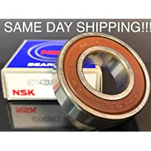 NSK 6004 DDUC3 Deep Groove Radial Ball Bearing 20x42x12mm SAME DAY SHIPPING!!!!