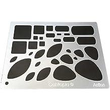 Lapidary Jewelry Design Template Stencil Essential Cabtopia