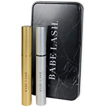 b8877f72f81 Babe Lash Lush & Luster: Includes Eyelash Serum (2mL) & Eyelash