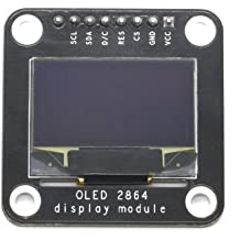 ContempoViews Itead 128 X 64 0.96 inch OLED LCD//LED Graphic Display Module For Arduino