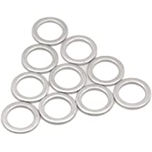 60 Degree Tapper, 4 Lug Nuts Wheelmate Wheel Mate 30902B 1//2 Thread Open End Bulge Lug Nut with 13//16 Hex