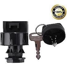 HERIS Ignition Switch Key For Polaris RZR Ranger Brutus XP 570 800 900 1000 Replaces Part #4011002 4012165