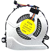 New 812109-001 Laptop CPU Cooler Fan for HP Pavilion 15Z-a 17-G 17-G015dx 17-g109ur 17-g103dx 17-g101dx 17-g119dx TPN-Q158 CPU Cooling Fan