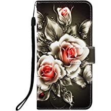 Herbests Compatible with iPhone XS Max Case Crystal Clear Cute Art Painted Design Ultra-Thin Transparent Shockproof Soft TPU Gel Protective Cover Case,Cactus