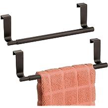 """Decko Paper Towel Holder 12-3//4/"""" X 3-1//2/"""" Chrome"""