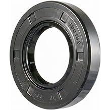 Viton Oil Seal Grease Seal TC  EAI Double Lip w//Garter Spring Oil Seal 32X47X7 32mmx47mmx7mm 6 PCS Single Metal Case w//Viton Rubber Coating 1.260x1.850x0.276