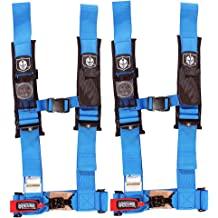 Lipctine 4 Pack Car Seat Belt Clip Seatbelt Adjuster Comfort Universal Auto Shoulder Neck Strap Positioner Clips